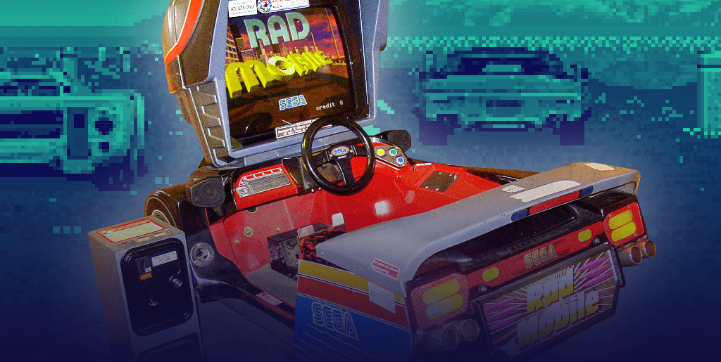 RE PlayLondon2018 Arcade RadMobile 1024x515